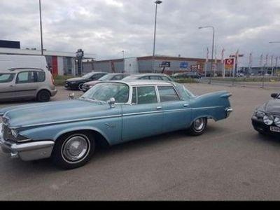begagnad Chrysler Imperial 1960 obesad
