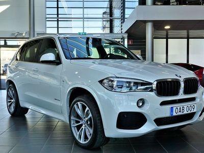 begagnad BMW X5 30d M-Sport 7-Sits Leasebar