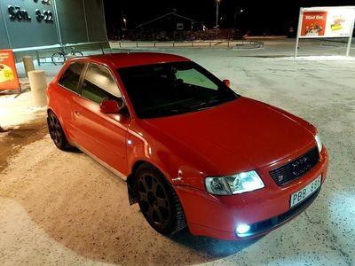 begagnad Audi S3 Quattro++
