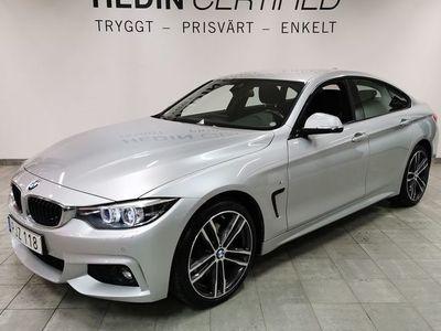 begagnad BMW 430 Gran Coupé i xDrive M sport / / M Performance avgassystem