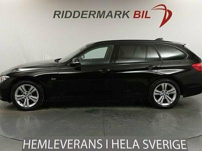 begagnad BMW 320 d xDrive Touring | Sport line | Backkamera | Dragkrok | 190h