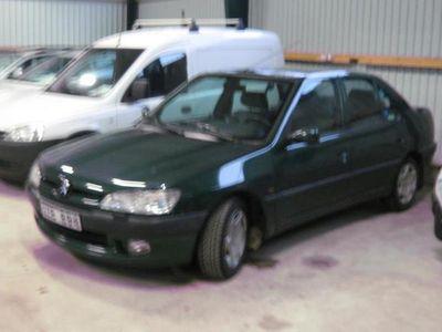 begagnad Peugeot 306 1,8 16V 110HK -98