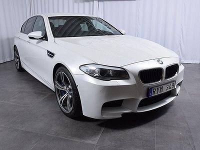 begagnad BMW M5 Sedan 560hk M-Drivers Package