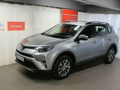 begagnad Toyota RAV4 2.5 HSD / Active / V-hjul / AWD / 3168 mil