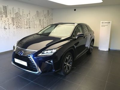 begagnad Lexus RX450h AWD 3.5 Executive Euro 6