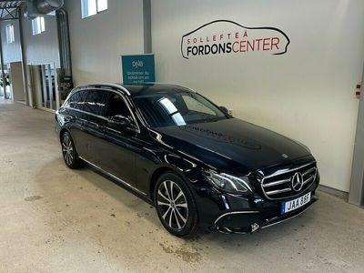 begagnad Mercedes E300 T PLUG-IN 9G-Tronic Euro 6 306hk Värmare