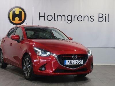 used Mazda 2 1.5 5dr Optimum (115hk) Nav / HUD