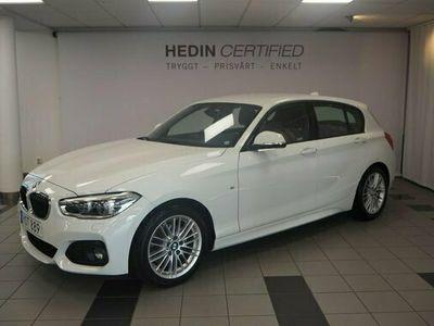 begagnad BMW 118 i M - Sport 136 hk