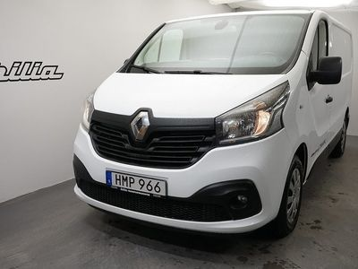 begagnad Renault Trafic Skåpbil Skåp L1H1 1200 TT S S. Dragkrok 2016, Transportbil 134 900 kr