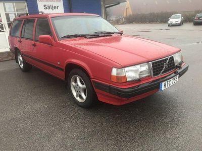 begagnad Volvo 945 2.3 Automat 135hk, 25500mil