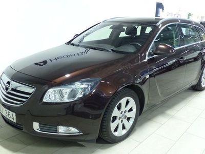 begagnad Opel Insignia Insignia2.0 CDTI Sports Tourer -12