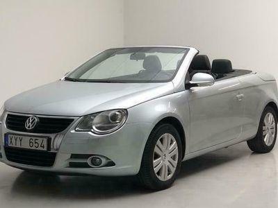 begagnad VW Eos VW 2.0 FSI Cabriolet 2006, Sedan Pris 98 000 kr