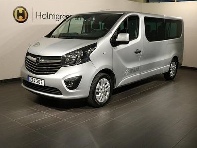 begagnad Opel Vivaro Kombi 1.6 Biturbo 145 Hk. 9-Sits