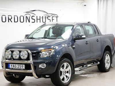 begagnad Ford Ranger Double Cab 3,2 TDCi 4WD WILDTRAK /