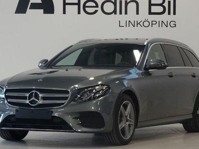 used Mercedes E300 KOMBI AMG Navigation Backkamera Minnespaket Förklimatisering