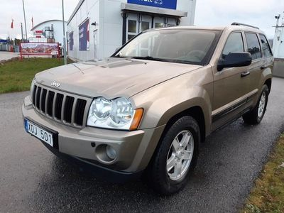 begagnad Jeep Grand Cherokee CRD