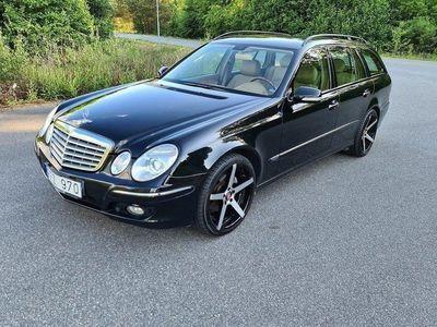 begagnad Mercedes E280 CDI 7G-Tronic Nybesikti