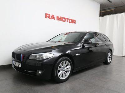 begagnad BMW 520 d Touring Aut Drag Tonade Rutor 2013, Personbil 129 000 kr