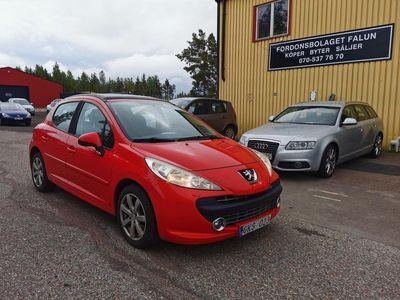 begagnad Peugeot 207 5-dörrar 1.6 HDi 109hk
