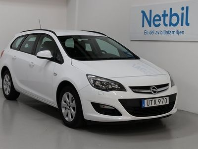 begagnad Opel Astra Sports Tourer 1.6 Euro 6 115hk