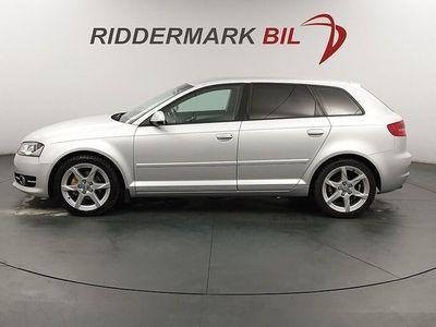 begagnad Audi A3 Sportback 2.0TDI Ambition 140hk