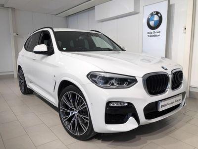 begagnad BMW X3 xDrive 30i 252 Hk M-Sport / Värmare / Drag / Navi