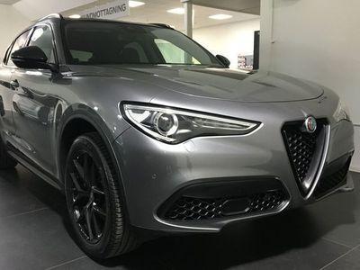 begagnad Alfa Romeo Stelvio B-Tech 2.0 280hk AT8 Q4