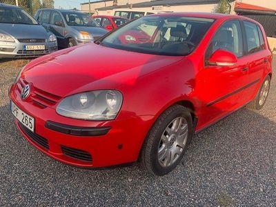 begagnad VW Golf 5-dörrar 1.6 FSI 115hk