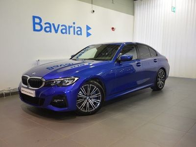 begagnad BMW 330 i xDrive Sedan M-Sport Winter Connected Comfort Pack