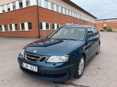 begagnad Saab 9-3 SportCombi 1.8t Linear 150hk Dragkrok