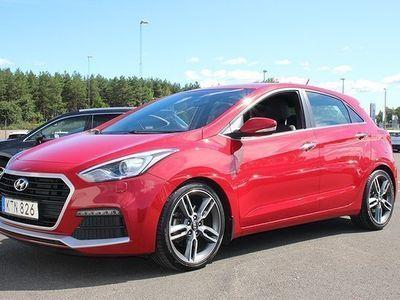 begagnad Hyundai i30 1.6 Turbo- GDI 186hk