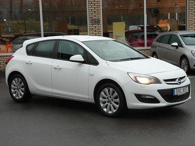 begagnad Opel Astra Drive 1.6 CDTI ecoFLEX S/S (110hk) MILJÖBIL