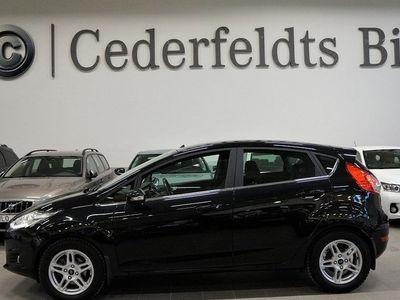 begagnad Ford Fiesta 1,0T EcoBoost Titanium AUTO 100hk -15