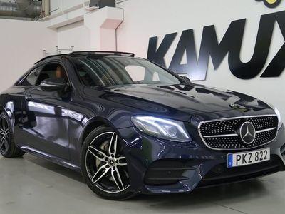 begagnad Mercedes E300 ECoupé | AMG | Navi | Pano | HUD