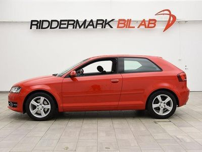 begagnad Audi A3 2.0 TDI quattro 2011, Halvkombi 148 900 kr