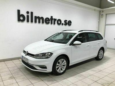 begagnad VW Golf Sportscombi TDI 115 DSG Drag/Värm/Ergoactive
