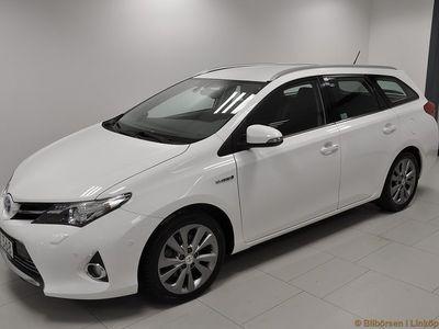 begagnad Toyota Auris Touring Sports Hybrid 1.8 VVT-i + 3JM CVT, 136hk