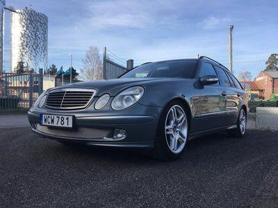 begagnad Mercedes E240 S211 Avantgarde