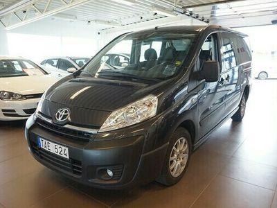begagnad Toyota Proace 6 SITT PLATSER Skåpbil 2.0 D-4D Manuell, Skåp 2014, Transportbil 97 900 kr