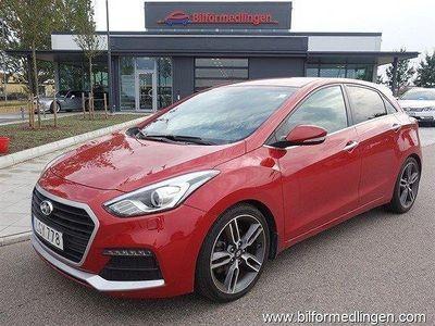 begagnad Hyundai i30 1.6 T-GDI 5dr 185hk Ingår v-däck