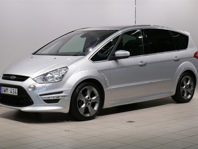 begagnad Ford S-MAX 2.0 TDCi S-Edition