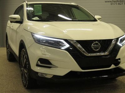 used Nissan Qashqai DIG-T 160 TEKNA 2WD DCT DEMO