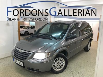 begagnad Chrysler Grand Voyager 2.8 CRD Automat 7-sits