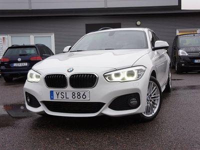 begagnad BMW 120 d xDrive M-Sport / NAVI/ MOMSBIL 190hk