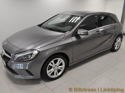 begagnad Mercedes A180 D Manuell 109hk