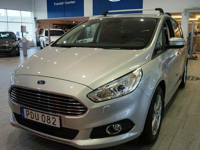 begagnad Ford S-MAX 1.5 EcoBoost 7-sits 2016, Kombi Pris 229 000 kr