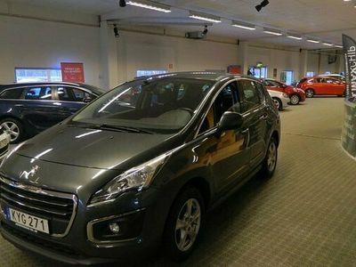 begagnad Peugeot 3008 1.2 e-THP Euro 6 Active Puretech Drag 2016, SUV Pris 116 800 kr