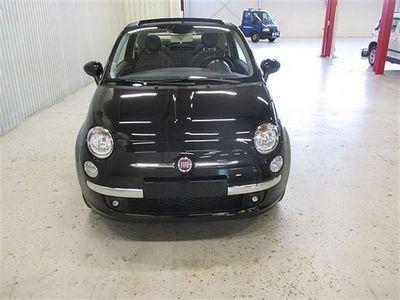 begagnad Fiat 500 Cabriolet 1.2 Lounge Cab