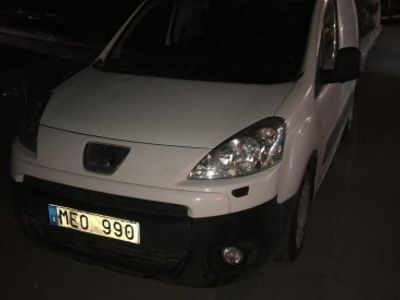 used Peugeot Partner nybes,nyservad -12