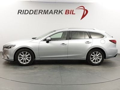 begagnad Mazda 6 2.2 DE AWD NAVI/ EU